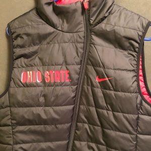 Nike Women's Ohio State University Vest